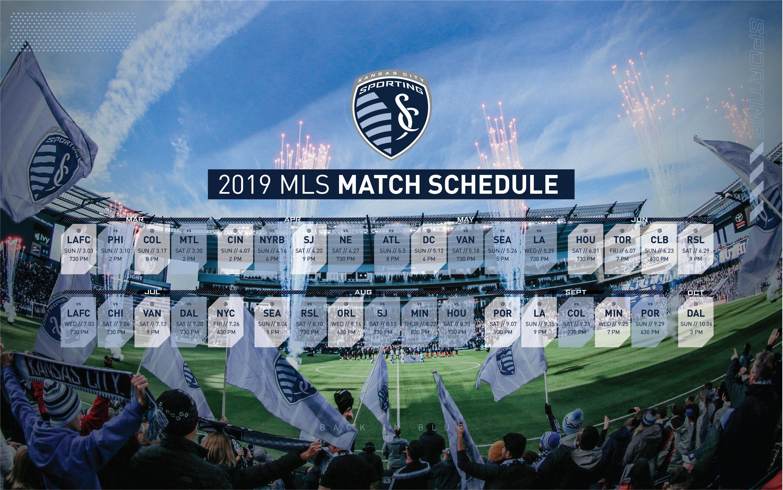Download 2019 Schedule Sporting Kansas City