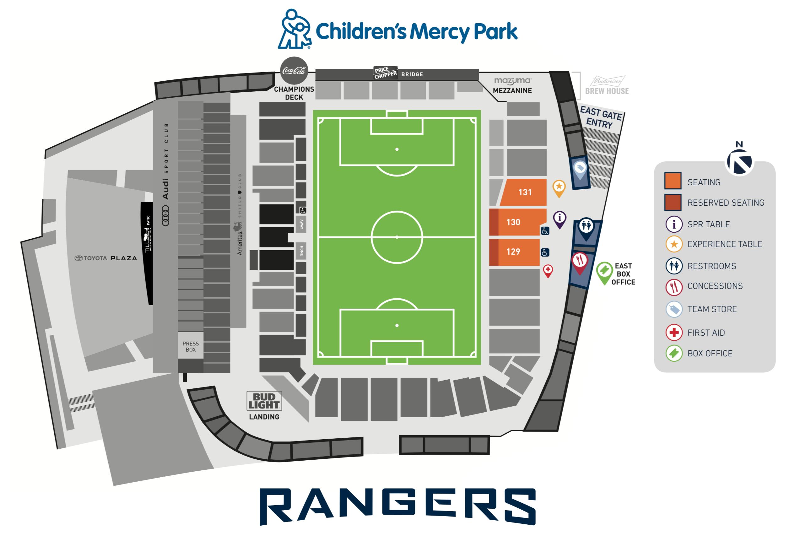 Swope Park Rangers FAQ's   Sporting Kansas City